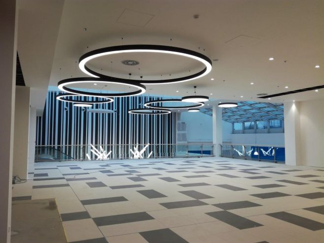 Renovation of shopping center Galerie Butovice