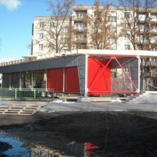 Lávka Klatovy